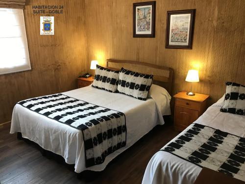 Hotel Luanco, Cautín
