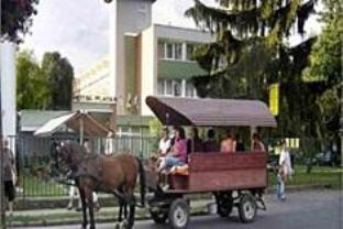 Komfort Hotel Platán, Siklósi