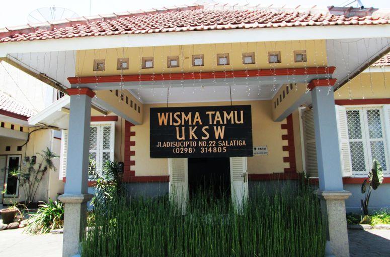 Wisma Tamu UKSW, Salatiga