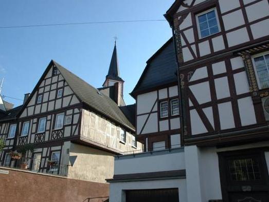 Weingut-Gastehaus Karl Otto Nalbach, Cochem-Zell