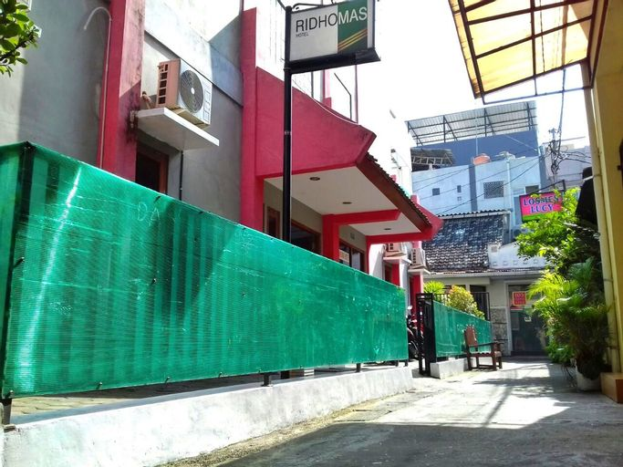 Ridhomas Hotel, Yogyakarta