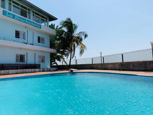 Hotel Restaurant oceano, Conakry