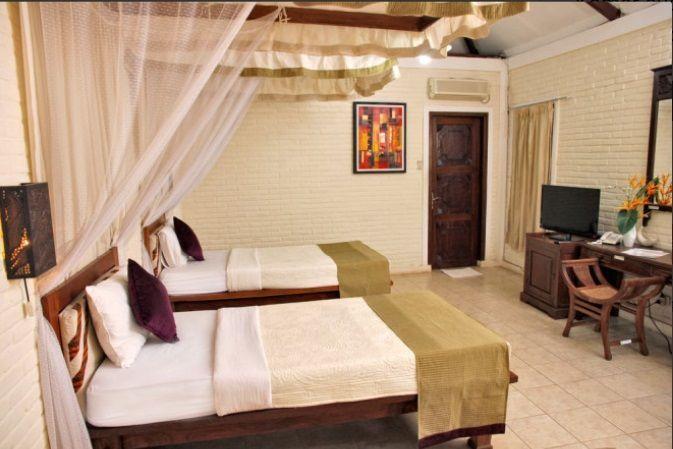 Tlogo Resort & Goa Rong View, Semarang