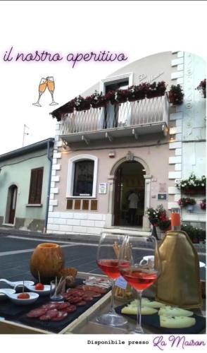 La Maison, Avellino
