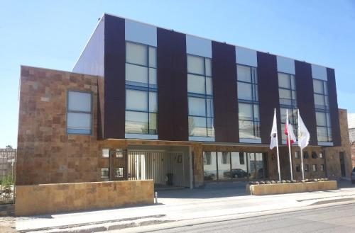 Nuevo Hotel Constitucion, Talca