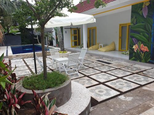 Nipah Villas, Lombok