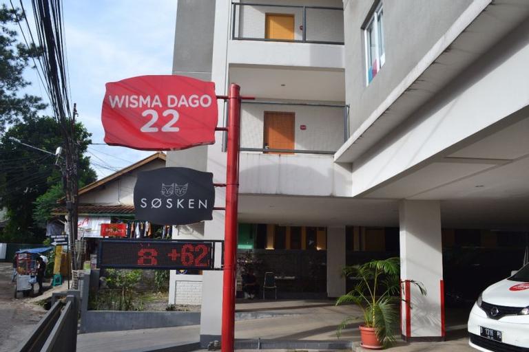 Hostel Dago 22, Bandung