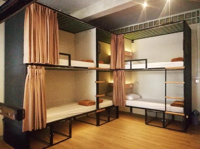 Pinxs Hostel Gunung Sahari Jakarta, Jakarta Pusat