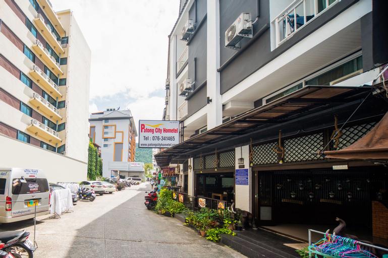 OYO 232 Patong City Hometel, Phuket Island