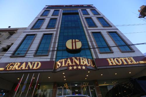 Grand Istanbul hotel, Arbil