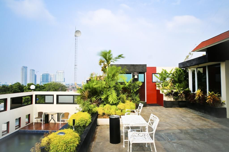 Kyo Serviced Apartment Jakarta, South Jakarta