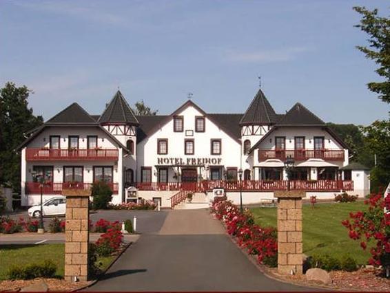 Hotel Freihof, Herford