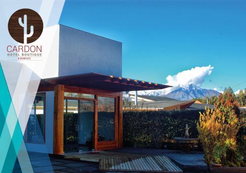 Cardon Bed & Breakfast Boutique, Los Andes
