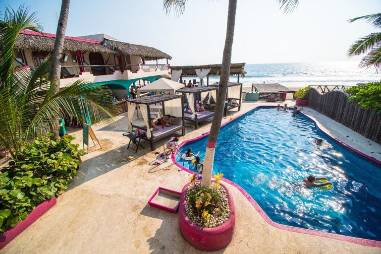 Hotel BaXar, Acapulco de Juárez