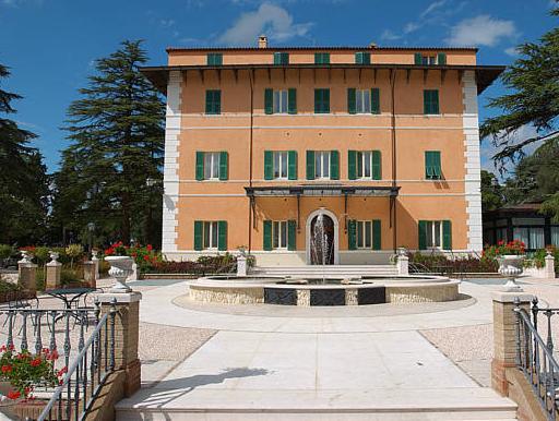 Hotel Villa Verdefiore, Macerata