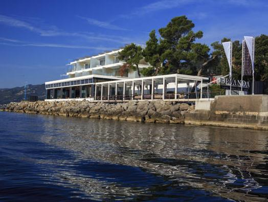 Hotel Bevanda - Relais & Chateaux, Opatija/Veprinac