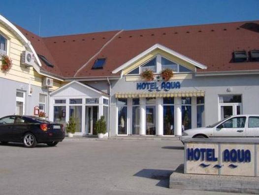 Hotel Aqua, Komárom