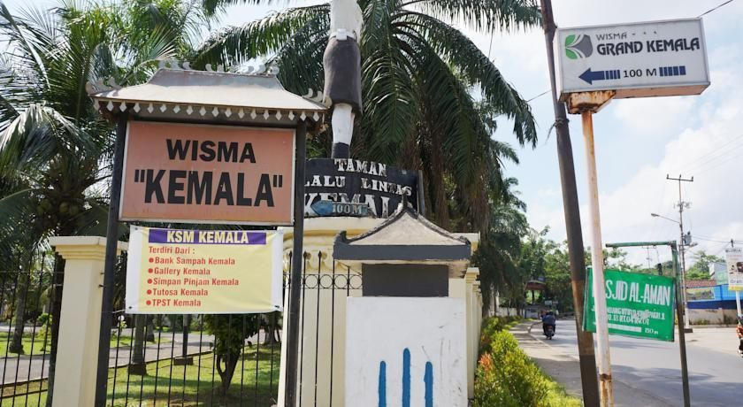 Wisma Grand Kemala, Palembang