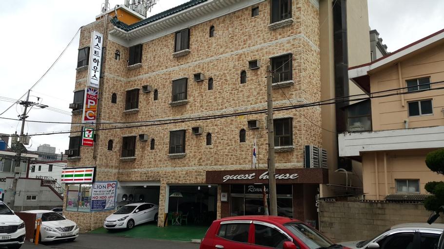 Remnant Guesthouse - Hostel, Jung