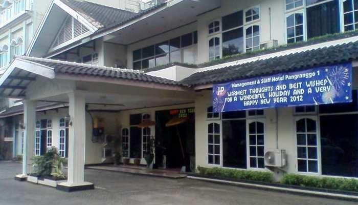 Hotel Pangrango 1, Bogor