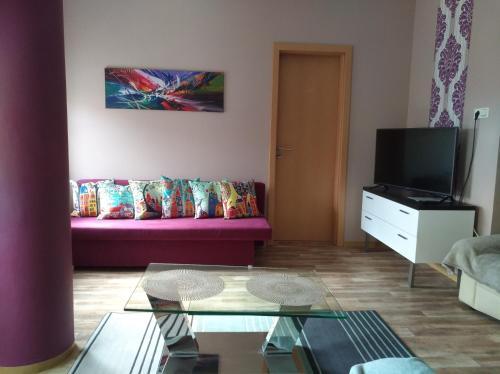 Aqua Apartmanok, Pécs