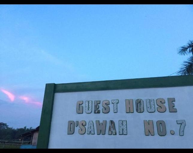 D Sawah Guesthouse Klaten, Klaten