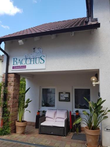 Gastehaus Bacchus, Bad Dürkheim