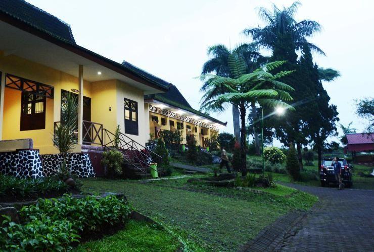 Foresta Resort Padusan Cottage Pinus, Mojokerto