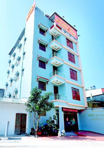 Hoa Hong hotel, Hà Giang