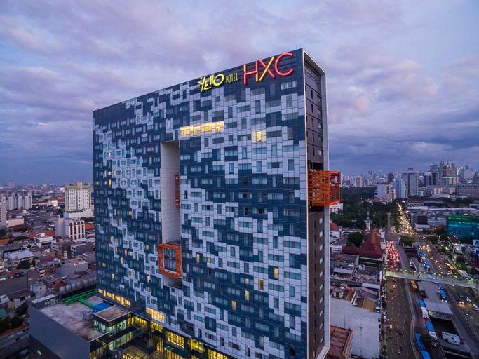 YELLO Hotel Harmoni, Central Jakarta