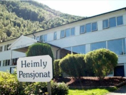 Heimly Pensjonat, Aurland