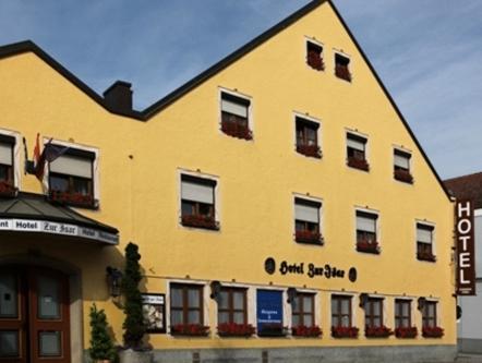 Hotel zur Isar, Deggendorf