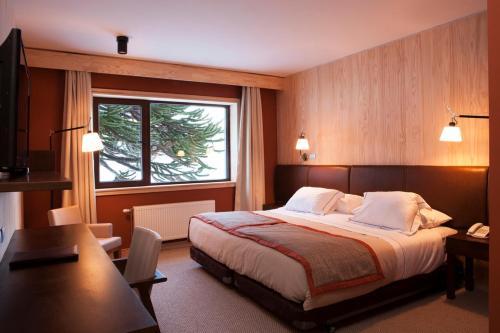 Valle Corralco Hotel & Spa, Malleco