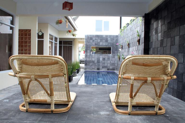 Green Leaf Guest House Jogja, Yogyakarta