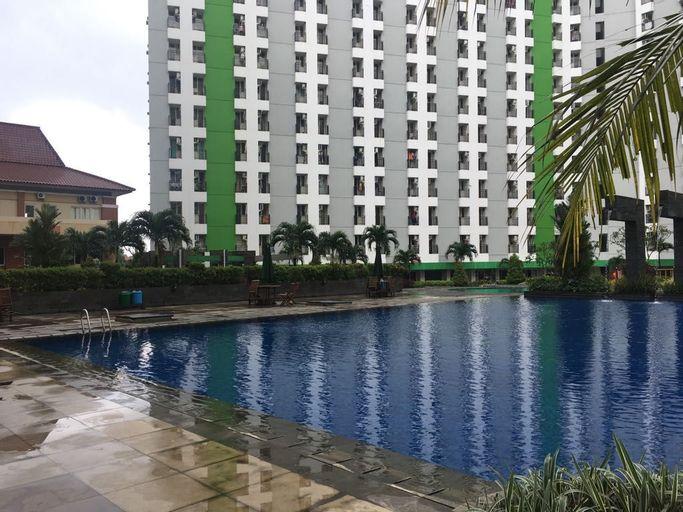 Apartemen Green Lake View by Farida Pro, Tangerang Selatan