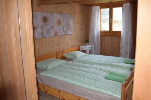 Camping/ Thermalbad Brigerbad mit Bed & Breakfast, Brig