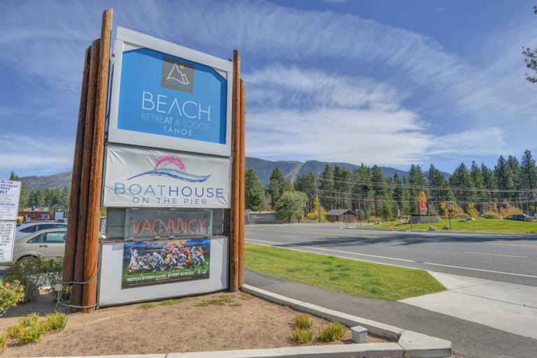 The Beach Retreat & Lodge at Tahoe, El Dorado