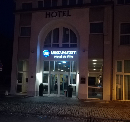Best Western Hotel De Ville, Städteregion Aachen