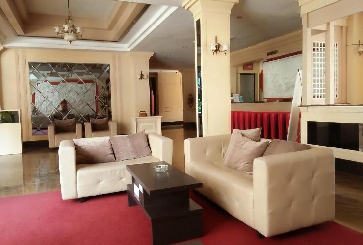 The K Hotel ( ex. Hotel Seruni ), Batam