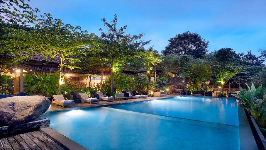 Desa Alamanis Resort Villa, Cirebon