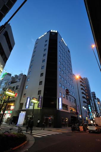 Dormy Inn Ueno Okachimachi Hot Spring, Bunkyō