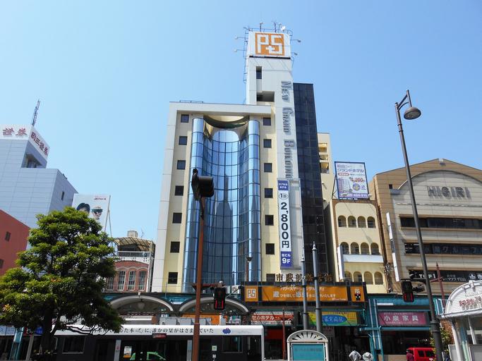 Capsule Hotel New Grand, Matsuyama