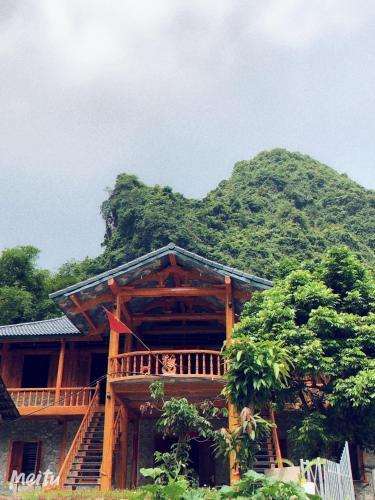 Nguom Ngao Ban Gioc homestay, Trùng Khánh