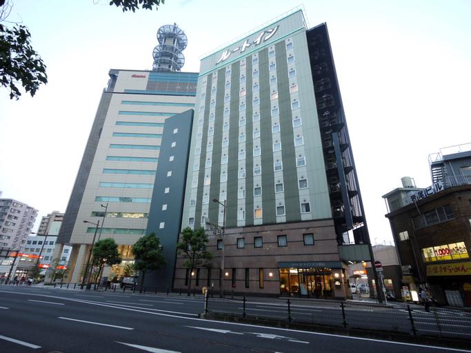 Hotel Route-Inn Oita Ekimae, Ōita