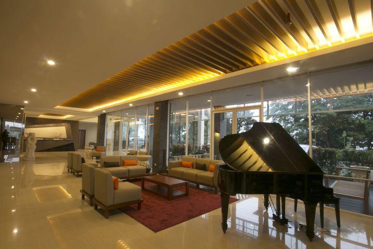 Moscato Hotel and Cafe, Bandung
