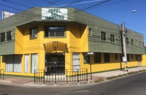 Hotel Del Marques, Huasco