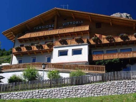 Pensione Vittoria, Bolzano