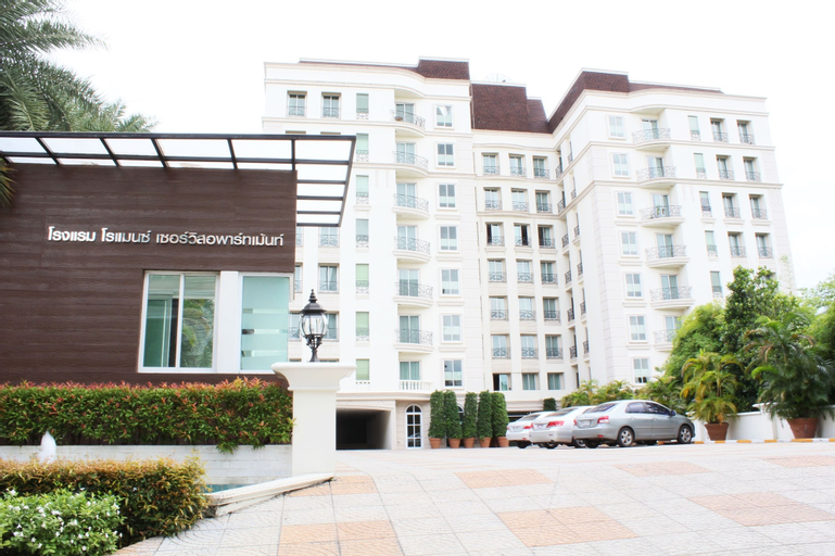 Romance Hotel Bangna, Prawet