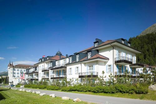 Kempinski Residences St. Moritz, Maloja