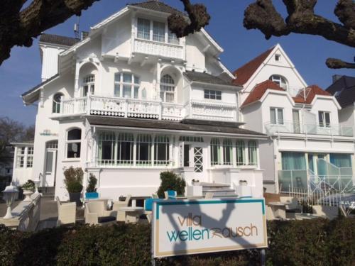 Villa WellenRausch - Adults Only, Lübeck
